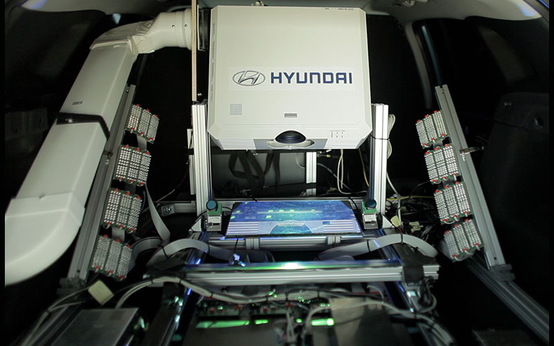 Setup - Impression Hyundai Screen