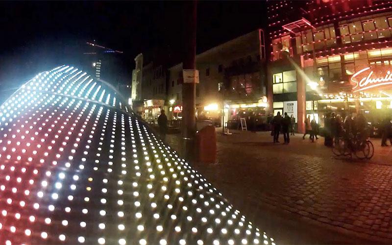 Visual Impression - Invisible Car Promotion