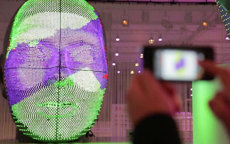 Event Impression LED Heads