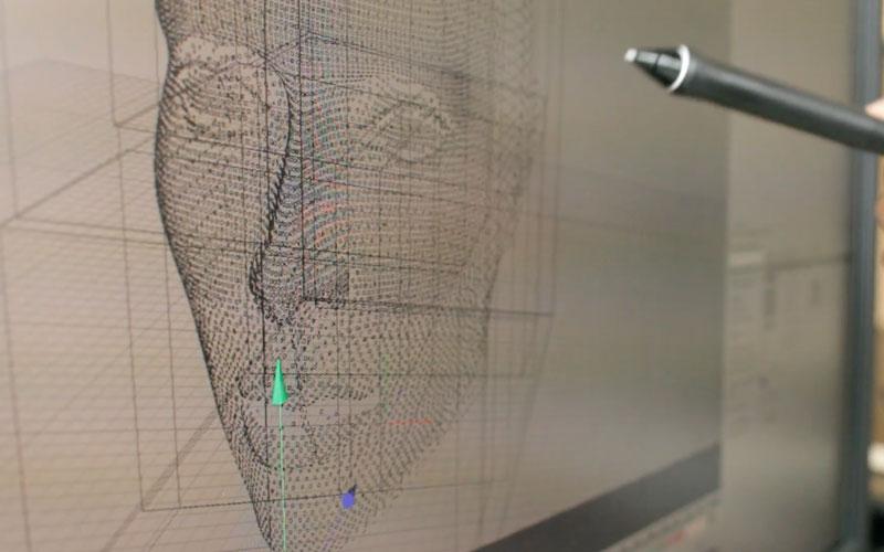 Making Of Impression LED Heads