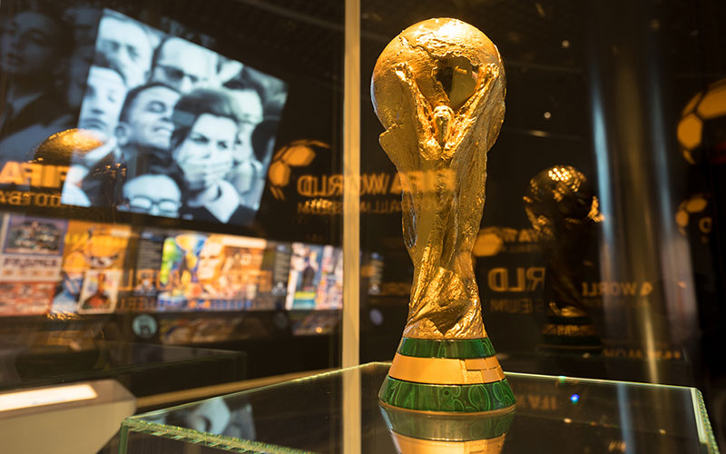 Exhibition Setup - Impression Fifa Football Museum