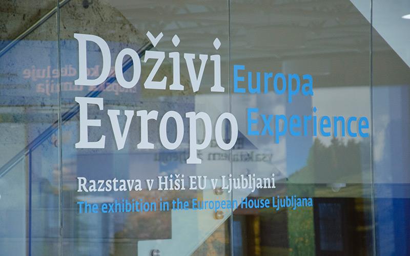 Window Ljubljana Europe Experience Impression