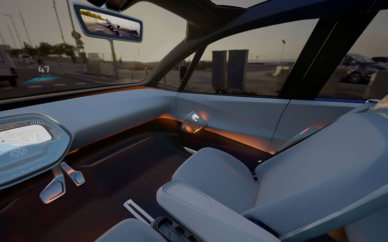 Volkswagen Virtual Reality Impression