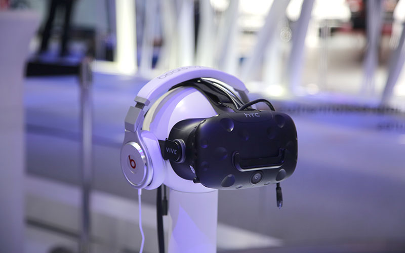 Setup Volkswagen Virtual Reality