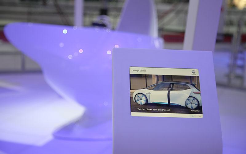 Setup Volkswagen Virtual Reality